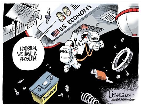 Pelosi economy