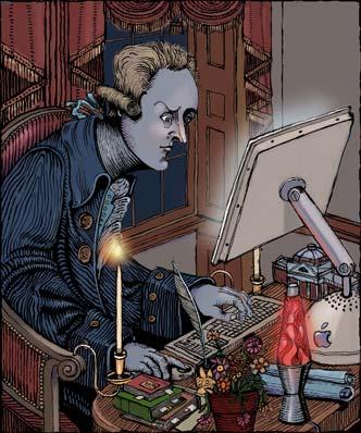 Thomas-jefferson at computer