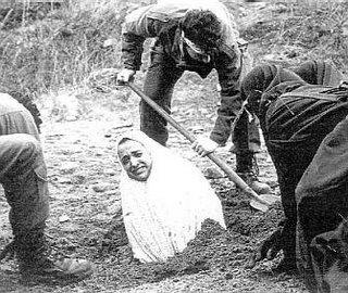 Muslim abuse stoning 1
