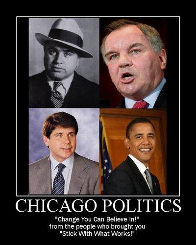 ChicagoPoliticsDemotivator