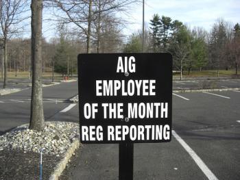 Aig parking lot