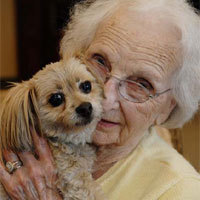 Pets and the elderly