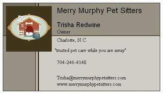 Merry Murphy Pet Sitters