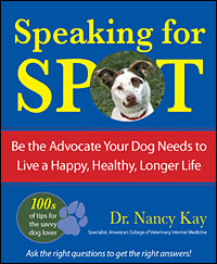 Speaking for spot book