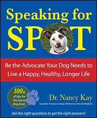 Speaking for spot book