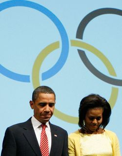 Newsweek Political Correspondent Losing Olympics Good for Obama