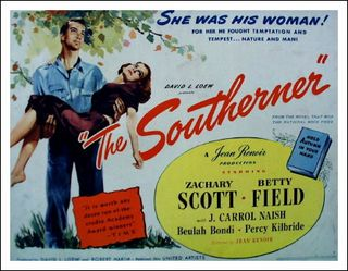 Southern man and woman