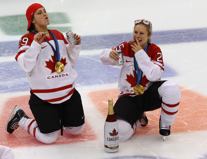 Canadian girls